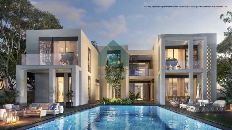 Build Your Own Luxuries Dream Villa | Golf Course View