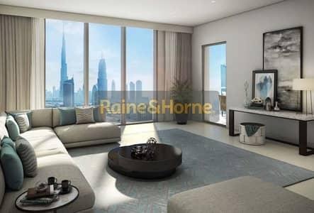3 Bedroom Apartment for Sale in Downtown Dubai, Dubai - Motivated Selller | Top Floor | Burj View