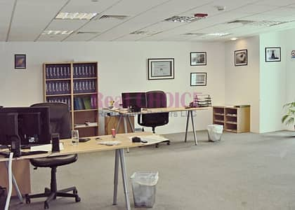 Office for Sale in Jumeirah Lake Towers (JLT), Dubai - Near the Metro Station|Rented|Good Investment