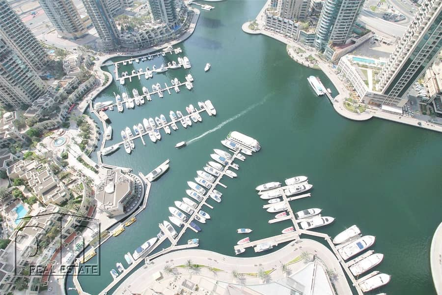 2 Stunning Marina Views - 3 Bed - Vacant Now