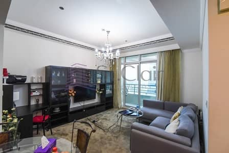 1 Bedroom Flat for Rent in Dubai Marina, Dubai - Qualitatively Furnished 1BR Chiller Free