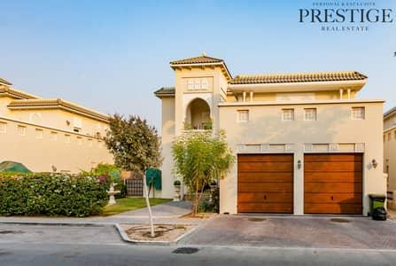 فیلا 5 غرفة نوم للبيع في الفرجان، دبي - Luxury 5 Bed I Quortaj Villa Pvt Garden I Type B