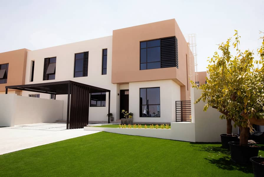 Spanish-Designed Villa  3Bhk + Maids for Sale
