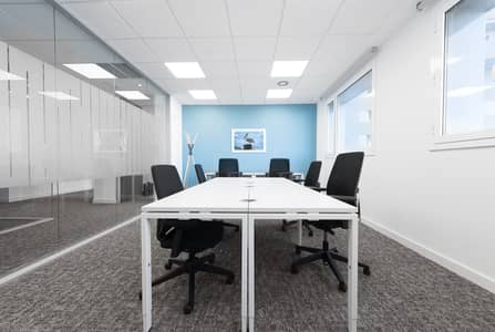 Office for Rent in Defence Street, Abu Dhabi - Rent your office space for 5-6 people in Abu Dhabi, Al Arjan
