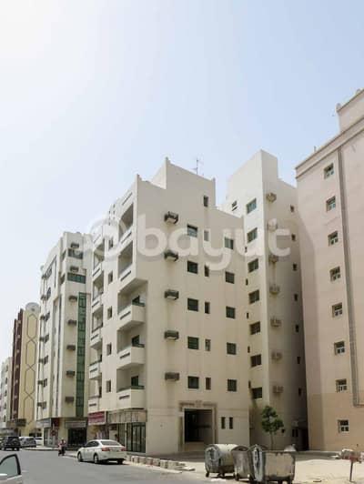 1 Bedroom Flat for Rent in Al Nabba, Sharjah - 1 BEDROOM FLAT with BALCONY (Near Al Zahra Hospital)