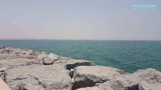 Plot for Sale in Al Marjan Island, Ras Al Khaimah - Residential Plot Available - G+9 - 38 Per sq. ft.