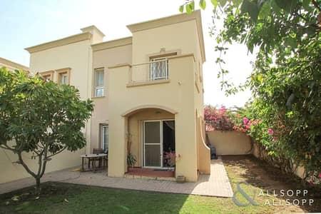 فیلا 2 غرفة نوم للبيع في الينابيع، دبي - 2 Bedroom | Single Row | Vacant Transfer