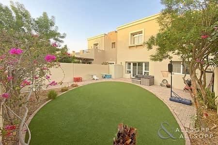 تاون هاوس 3 غرفة نوم للبيع في المرابع العربية، دبي - 3 Bed + Study | Type 3M | BUA 2