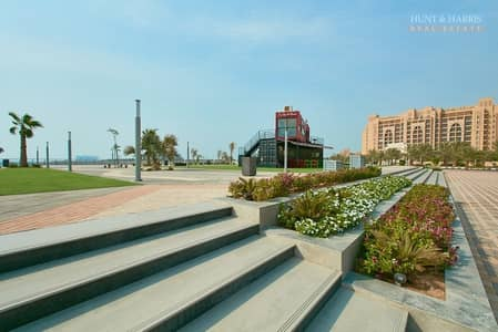 Plot for Sale in Al Marjan Island, Ras Al Khaimah - Residential Plot -  47 per square feet - Walk to the Beach