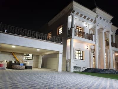 فیلا 6 غرفة نوم للايجار في المويهات، عجمان - فیلا في المويهات 2 المويهات 6 غرف 110000 درهم