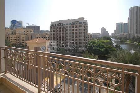 فلیٹ 2 غرفة نوم للايجار في ذا فيوز، دبي - Best Price | Full Lake View | Chiller free