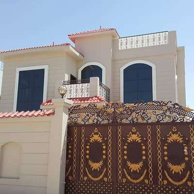 Villa for sale 6 rooms opposite the mosque near Sheikh Ammar Streetة