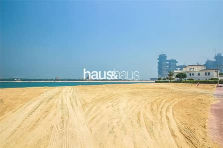 Plot for Sale in Palm Jumeirah, Dubai - Best Price | Huge Plot | Stunning View | VIP Frond