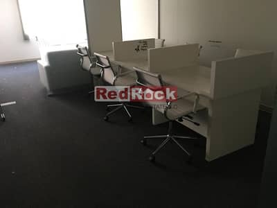 Office for Rent in Al Safa, Dubai - 965 Sqft Office || Fully Furnished || Ideally located