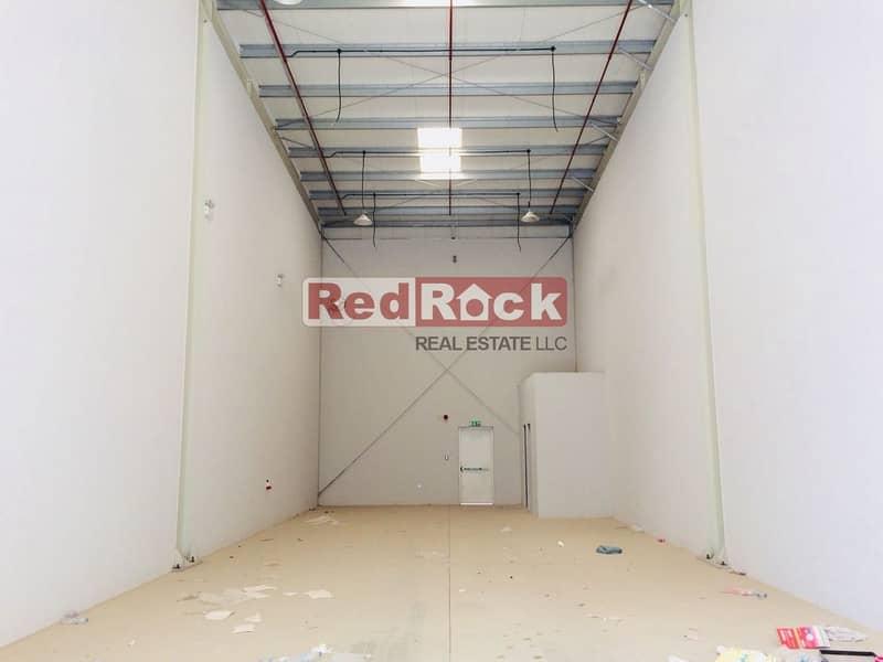 New Construction    1817 Sqft  Warehouse    Ras Al Khor