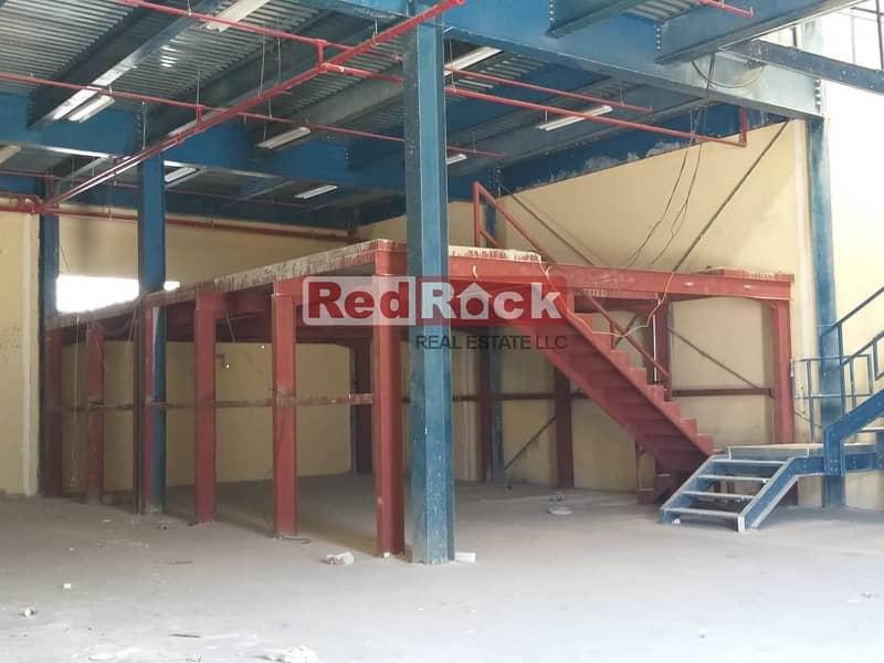 28 No Tax || Aed 32/Sqft || 6030 Sqft Warehouse || Nad Al Hamar