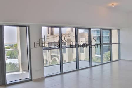 3 Bedroom Flat for Rent in Al Bateen, Abu Dhabi - Perfectly New 3 Master Bedroom Flat with Full Facilities