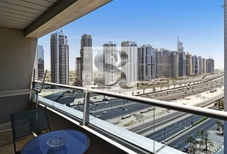 1 Bedroom Apartment for Sale in Dubai Marina, Dubai - 1BR Fully Furnished | Partial Marina View | For Sale