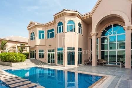 6 Bedroom Villa for Sale in Al Manara, Dubai - Very Huge and Luxurious Villa with Elevator