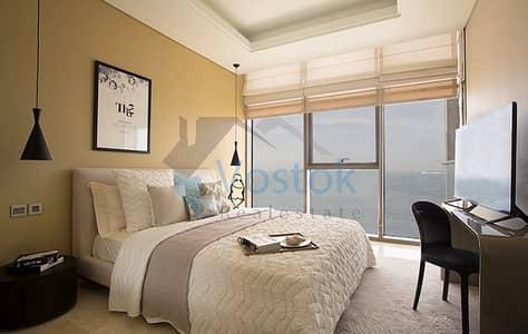 شقة 2 غرفة نوم للبيع في نخلة جميرا، دبي - شقة في ذا 8 ذا كريسنت نخلة جميرا 2 غرف 2600000 درهم - 4330580