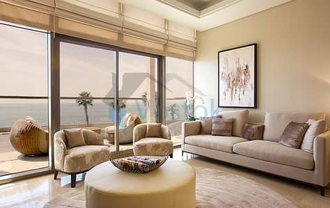 2 Bedroom Apartment for Sale in Palm Jumeirah, Dubai - Ready to move|High floor|Panoramic view|Brand New|Best layout !