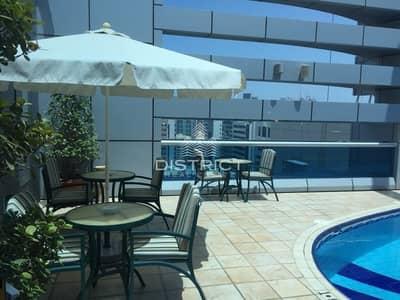 شقة فندقية 1 غرفة نوم للايجار في منطقة النادي السياحي، أبوظبي - Luxury Fitted 1BR Serviced Apartment in TCA