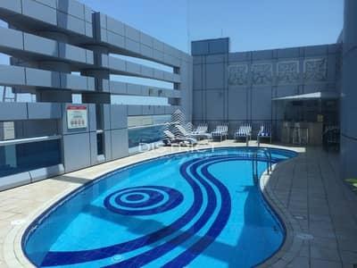 شقة فندقية  للايجار في منطقة النادي السياحي، أبوظبي - Deluxe Furnished Studio in Tourist Club Area