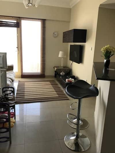 شقة 1 غرفة نوم للبيع في دبي مارينا، دبي - شقة في برج مانشستر دبي مارينا 1 غرف 500000 درهم - 4330592
