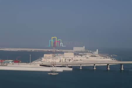 1 Bedroom Flat for Rent in Al Reem Island, Abu Dhabi - Chiller Free: 1 Master BR 2 Bath and Balcony in 4 Cheques