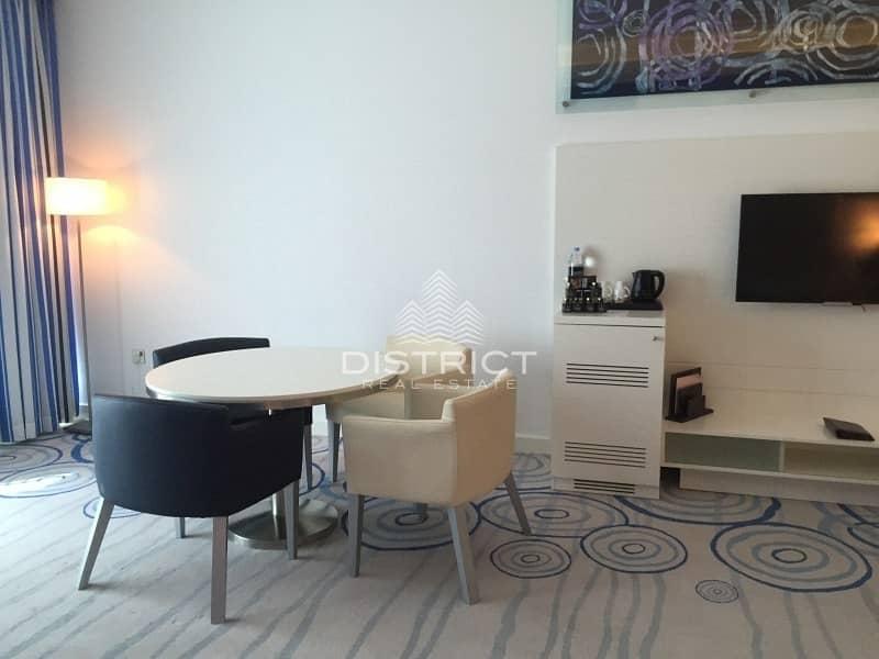 2 Fully Furnished Studio Flat in Al Najda St.
