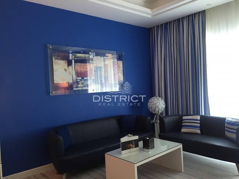 10 Fully Furnished Studio Flat in Al Najda St.