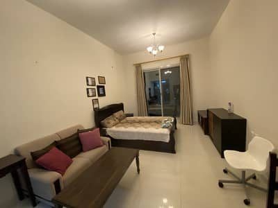 Fully Furnished Studio For Rent In Elite Sports Residence 3 Sports City Dubai