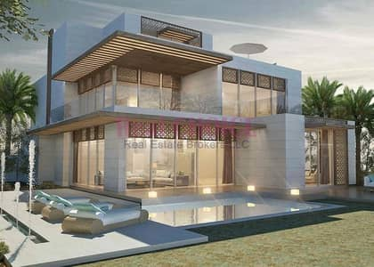 4 Bedroom Villa for Sale in Saadiyat Island, Abu Dhabi - Dune Type|Best Location|Flexible Payment Plan