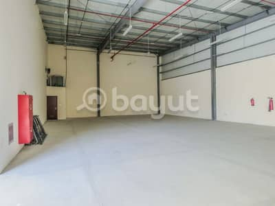 Brand New warehouse in Sajaa area in Sharjah (2,300 SQ. FT)