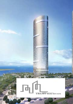 4 Bedroom Apartment for Sale in Al Reem Island, Abu Dhabi - 3 Bedroom w/ Maids Room For SALE | Sun Tower at Reem Island Abu Dhabi