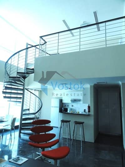 1 Bedroom Apartment for Sale in Dubai Marina, Dubai - Large Duplex apartment|Perfect Location|Vacant