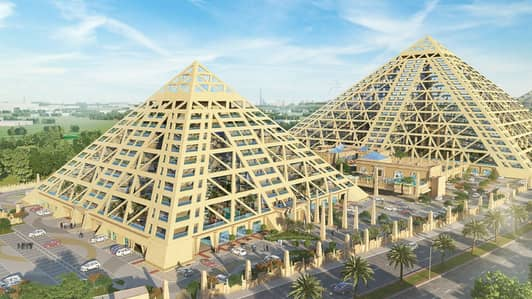 Studio for Sale in Dubailand, Dubai - 8% guaranteed ROI for 12 years and easy payment plan