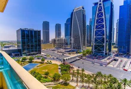 فلیٹ 1 غرفة نوم للبيع في أبراج بحيرات جميرا، دبي - Spacious 1 Bedroom at O2 Residences | Unfurnished