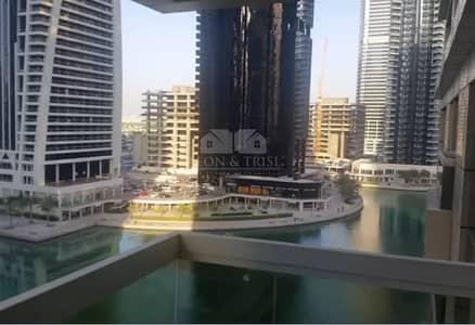 شقة 2 غرفة نوم للبيع في أبراج بحيرات جميرا، دبي - Marina View   Best Layout with Spacious 2 Bed