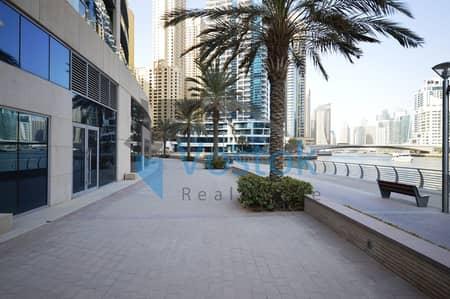 محل تجاري  للايجار في دبي مارينا، دبي - محل تجاري في باي سنترال دبي مارينا 180000 درهم - 4331008