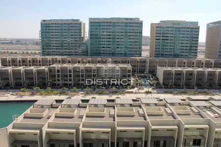 4 Bedroom Apartment for Sale in Al Raha Beach, Abu Dhabi - Wide Community View | Top Standard Facilities