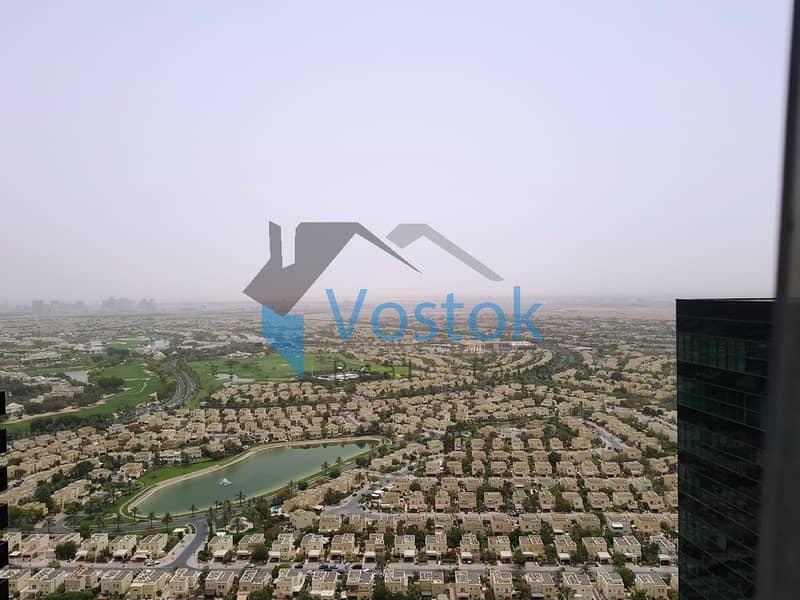 شقة في برج ليك شور أبراج بحيرات الجميرا 2 غرف 75000 درهم - 4331051