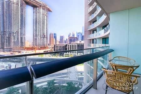 فلیٹ 1 غرفة نوم للبيع في وسط مدينة دبي، دبي - Fully Furnished | One Bed | Burj Vista 1