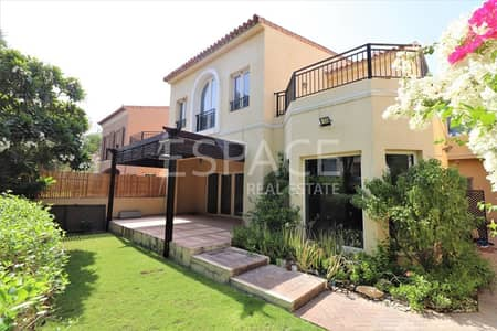 3 Bedroom Villa for Rent in Green Community, Dubai - 3 Bed Plus Maids | Perfect Layout | Townhouse