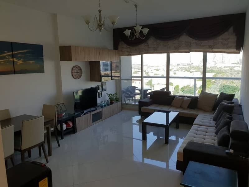 2 New 1BHK for sale ! villas view huge balcony