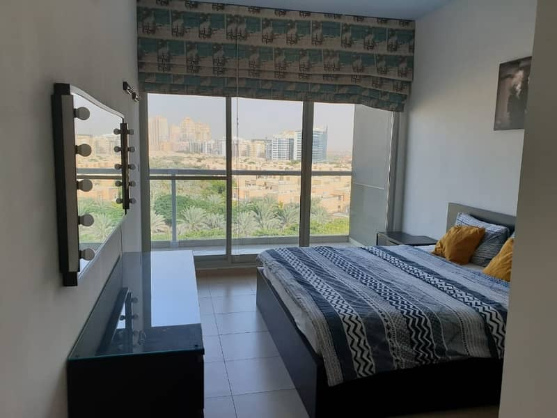 New 1BHK for sale ! villas view huge balcony