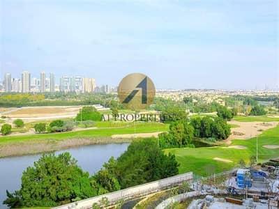 شقة 2 غرفة نوم للايجار في التلال، دبي - Full Golf Course View 2BR