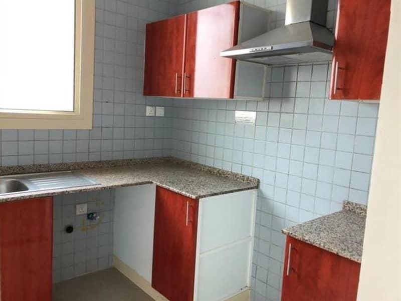 12 1 BR with semi closed kitchen