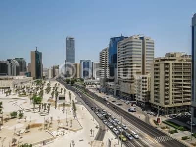 3 Bedroom Flat for Rent in Al Khalidiyah, Abu Dhabi - للايجار شقه 3 غرف في الخالدية