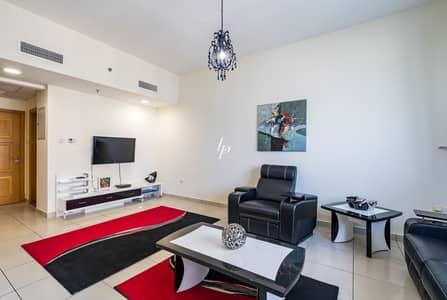 شقة 2 غرفة نوم للبيع في أبراج بحيرات الجميرا، دبي - New To Market Furnished High Floor Available Now